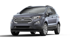 new 2021 Ford EcoSport SE Crossover brooklyn mi