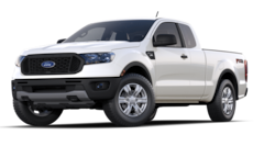 2020 Ford Ranger STX Truck SuperCab 2WD