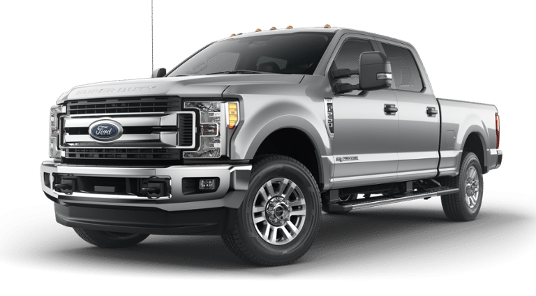 2019 Ford F-250 XLT FX4 4X4 Powerstroke W/ XLT Value Pkg Truck Crew Cab