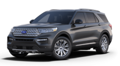 New 2020 Ford Explorer Limited SUV For Sale in Van Wert