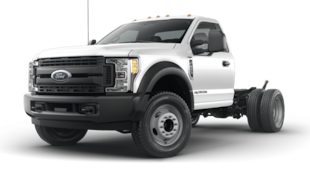 2019 Ford F-450 Chassis Commercial-truck
