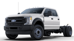 New 2020 Ford F-550 Chassis XL Truck Crew Cab for sale near you in Warrenton, VA