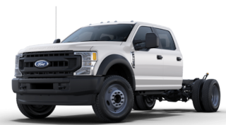 New 2020 Ford F-550 Chassis XL Truck Crew Cab in Ashland, VA