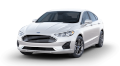 2020 Ford Fusion SEL Sedan Front-wheel Drive