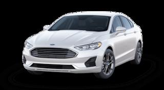 2020 Ford Fusion SEL FWD Sedan