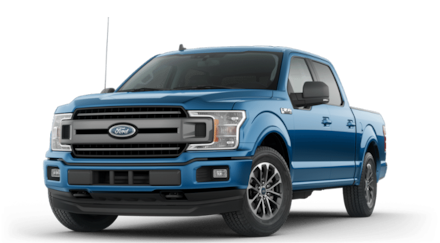 New 2020 Ford F-150 XLT Truck in Bryan, OH