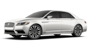 2020 Lincoln Continental Standard Car