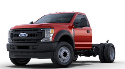 2022 Ford Chassis Cab F-550 XL Commercial-truck