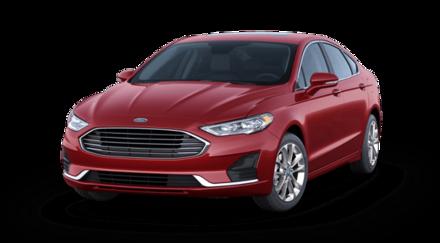 2020 Ford Fusion Hybrid SEL FWD Sedan