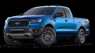 2021 Ford Ranger Truck SuperCab