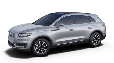 2020 Lincoln Nautilus Reserve w/Navigation Reserve AWD