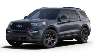 2021 Ford Explorer ST Wagon