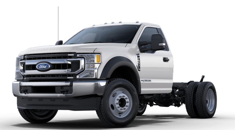 2022 Ford F-550 Chassis Truck Regular Cab