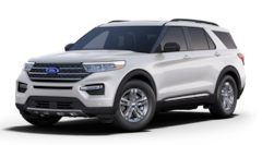 New 2021 Ford Explorer XLT SUV near Jackson Township
