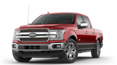 2020 Ford F-150 King Ranch 4WD Supercrew 5.5 Box Truck SuperCrew Cab