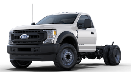 2021 Ford Chassis Cab F-550 XL Truck Regular Cab 1FDUF5GT6MED40643