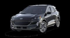 New 2020 Ford Escape SEL SUV in Bennington VT
