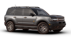 New 2021 Ford Bronco Sport Badlands SUV for sale in Cranston, RI