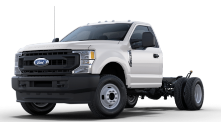 2022 Ford Chassis Cab F-350 XL Commercial-truck