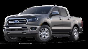 2020 Ford Ranger LARIAT Crew Cab Pickup