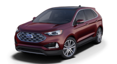 New 2020 Ford Edge Titanium Crossover in Archbold, OH