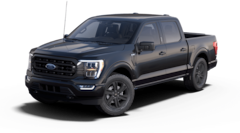 2021 Ford F-150 XLT SuperCrew 5.5 Box Full Size Truck