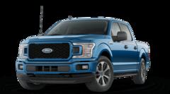 2020 Ford F-150 3.5L V6 EcoBoost 4x4 SuperCrew STX Truck