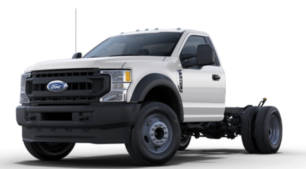 2021 Ford F-450 12' VersaRack Commercial-truck