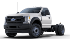 New 2021 Ford F-450 Chassis XL Truck Regular Cab 1FDUF4HN1MDA00655 for Sale in Coeur d'Alene, ID