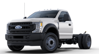 2021 Ford F-450 Chassis XL Truck Regular Cab