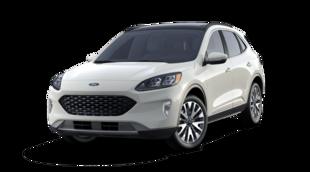 2020 Ford Escape Titanium AWD 4dr SUV SUV