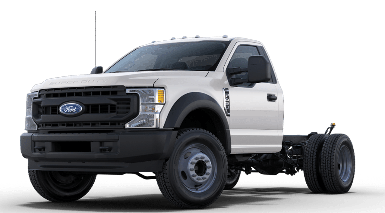 2020 Ford F-450 Chassis REG. CAB