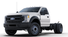 2020 Ford F-450 Chassis Super Duty Truck Regular Cab