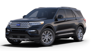 New 2021 Ford Explorer Limited SUV For Sale McComb MS