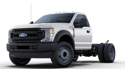 2020 Ford F-600 Chassis Truck Regular Cab