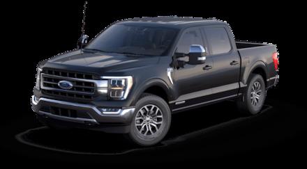 2021 Ford F-150 Hybrid Lariat 4WD Truck SuperCrew Cab