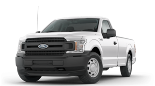 2020 Ford F-150 XL Standard Cab