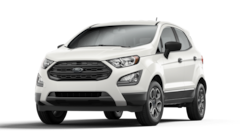 2020 Ford EcoSport S Crossover For Sale Near Manchester, NH