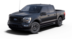 2021 Ford F-150 Crew 2WD XLT Truck SuperCrew Cab