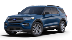 New 2020 Ford Explorer XLT SUV for sale in Seneca, PA