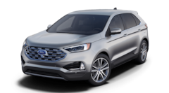New 2021 Ford Edge Titanium Crossover 2FMPK4K9XMBA20204 in Rochester, New York, at West Herr Ford of Rochester