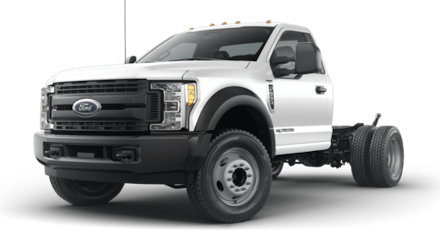 2019 Ford F-550 Chassis REG. CAB