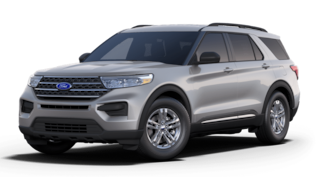 New 2020 Ford Explorer XLT SUV in Winchester, VA