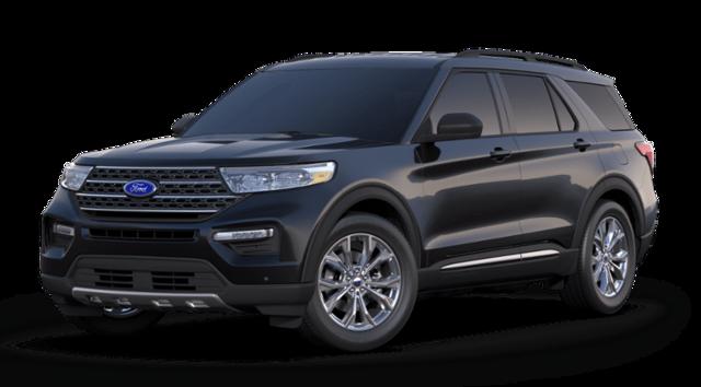 New Ford Explorer Suvs For Sale Stephenville Tx Dealership