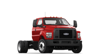 2021 Ford F650 Super Base Truck SuperCab