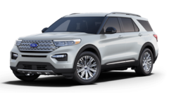 2021 Ford Explorer Limited SUV for sale near Wewoka