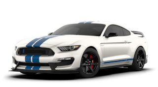 2020 Ford Mustang Shelby GT350R Coupe