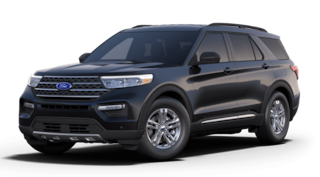 2021 Ford Explorer XLT SUV 1FMSK8DH3MGA80033 for sale near Elyria, OH at Mike Bass Ford