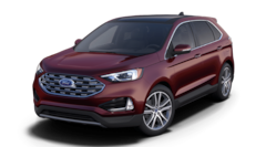 New 2021 Ford Edge Titanium Crossover FAH210328 in Getzville, NY