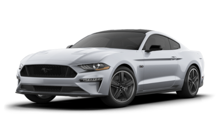 2021 Ford Mustang GT Blackout Coupe